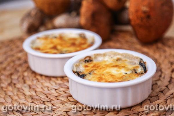 Рецепты жульена из лесных грибов