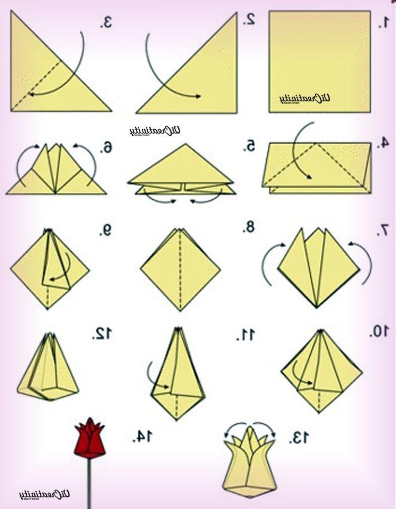 Как сделать поэтапно из бумаги 148