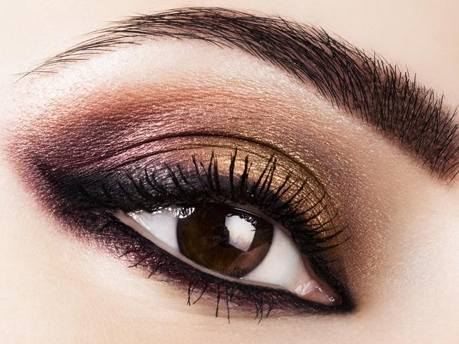 красивый макияж карандашом фото