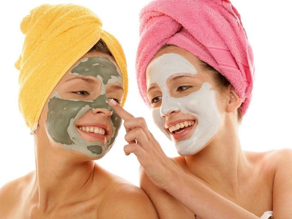 Маски в домашних условиях для лица от покраснения и шелушение