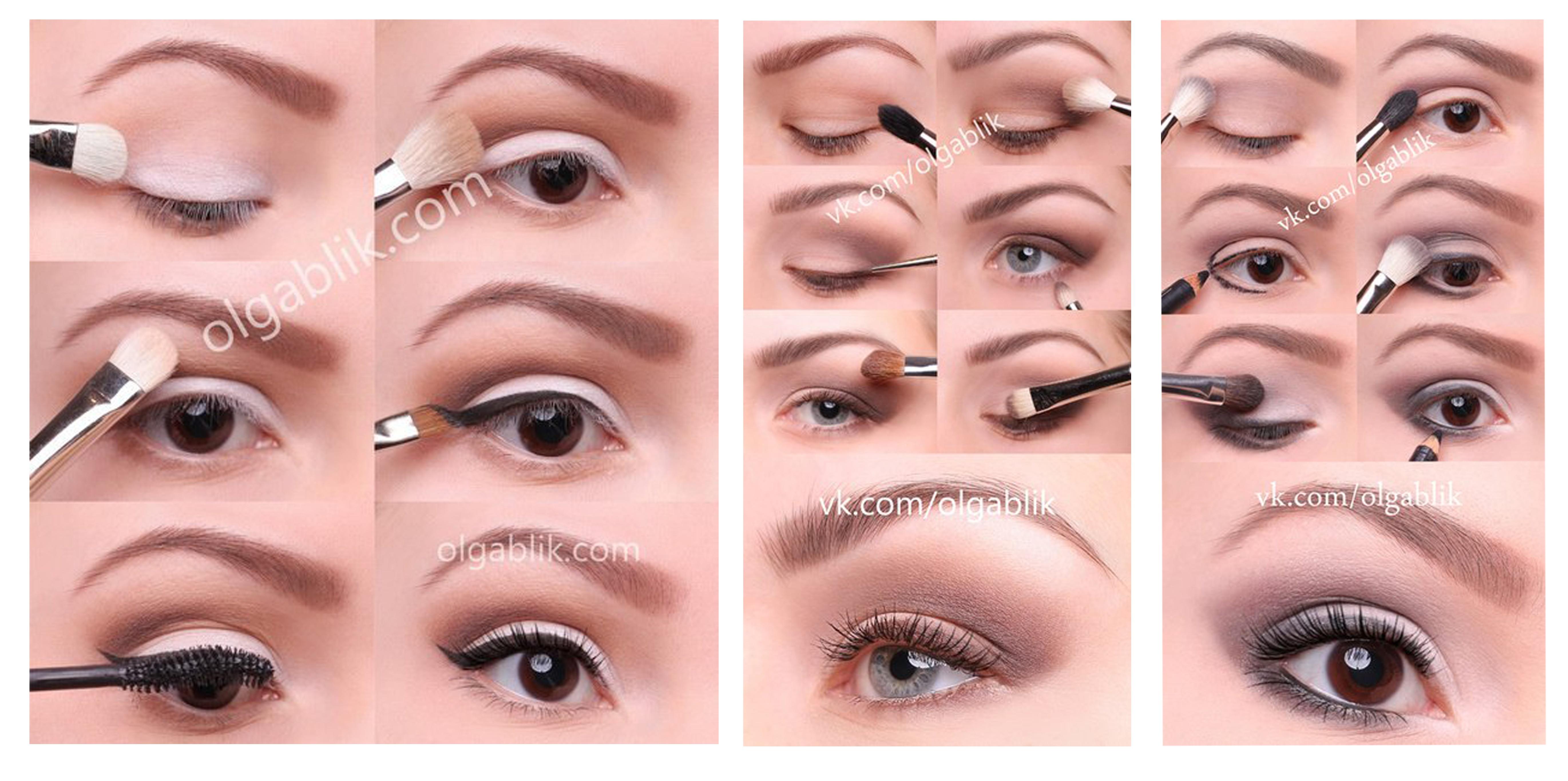 Самой макияж сделать