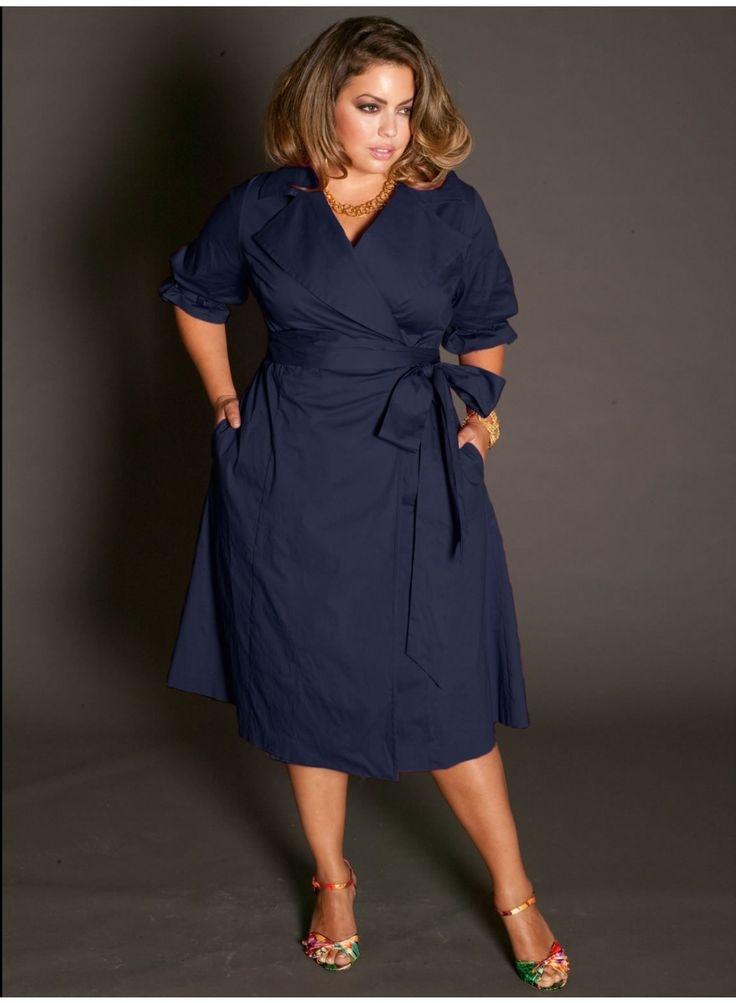 Модели красивых платьев для полных женщин