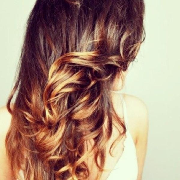 окрашивания волос омбре - карточка от пользователя nazarenko10.moshko в Яндекс.Коллекциях