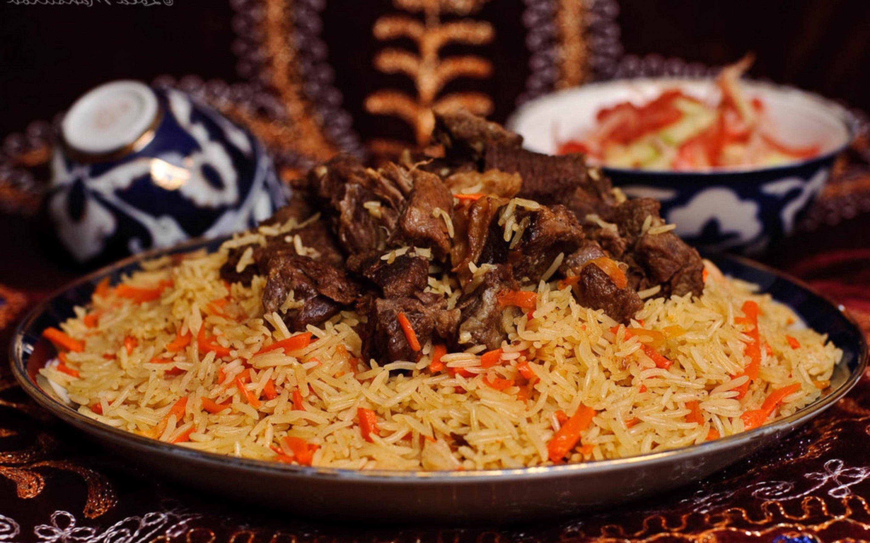 Рецепт узбекского плова рецепт
