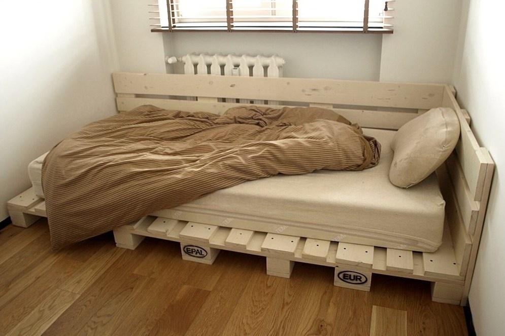 Кровать своими руками фото пошагово